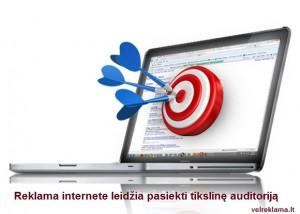 internetine reklama